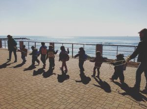 L'Asilo del Mare, una nuova onda nel mondo della scuola