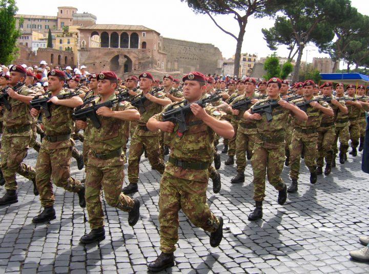 No a soldati italiani sui confini della Russia