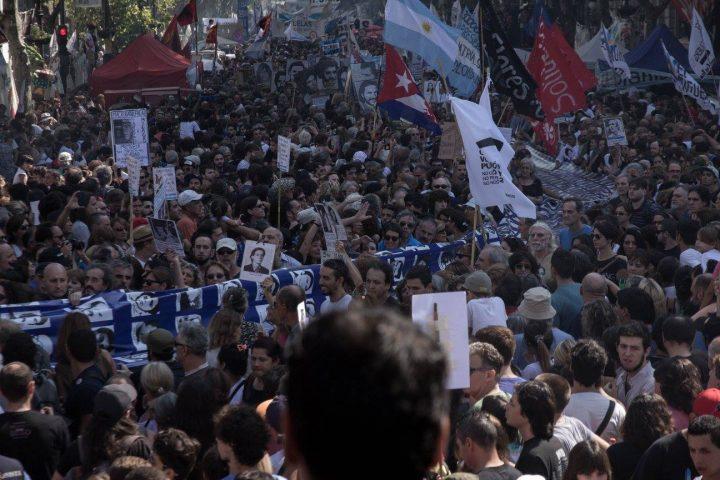 24 de marzo: un mar de solidaridades contra la amnesia