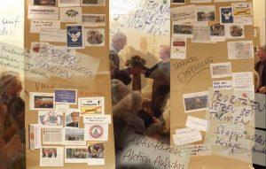 Friedenswerkstatt Pankow konferiert über Alternativen zu Gewalt und Krieg