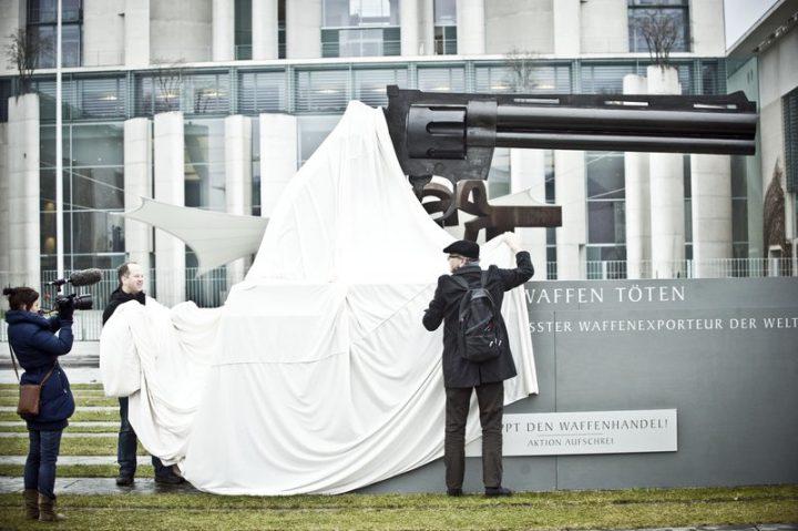 Verkauf einer Fertigungsanlage für Gewehre nach Mexiko ohne Genehmigungsverfahren