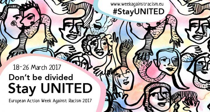Semaine d'action européenne contre le racisme : 18-26 Mars 2017