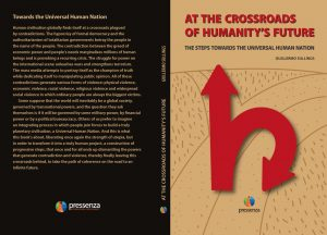 "Revolutionary book ""At the Crossroads of Humanity's Future"" published in English"