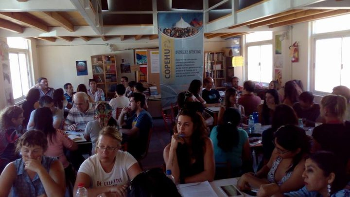 """Video: V Encuentro Internacional de la Copehu """"Hacia una Educación Humanizadora"""""""