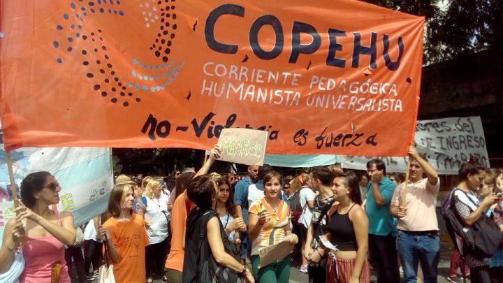 La Corriente Pedagógica Humanista en el #8M