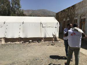 Yemen: MSF riavvia le attività all'ospedale di Haydan