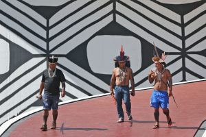 """Unificar as lutas em defesa do Brasil Indígena"""