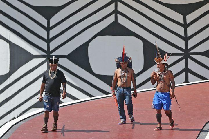 "Brasil: ""Unificar las luchas en defensa del Brasil indígena"""