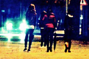 Angeli perduti nella notte