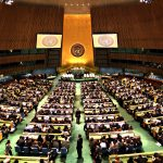 Nuclear weapons ban treaty negotiations begin at the United Nations