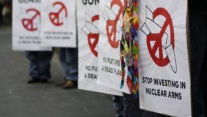 Vers l'interdiction des armes nucléaires