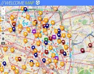 Welcome maps : des cartes au service des migrants