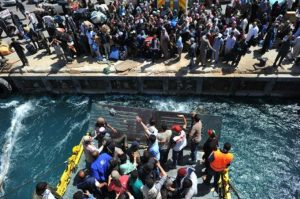 Imperialist Wars And Interventions Fuel Refugee Crisis In Africa