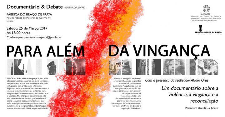 Lisboa: documentário & debate com entrada livre