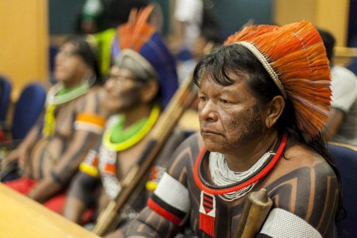 Nota de repúdio contra o ministro da Justiça anti-indígena Osmar Serraglio