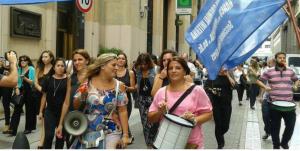 Argentina: Banco Provincia persigue a trabajadoras durante el #8M