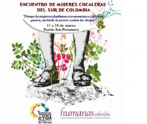 Conversamos con las Tejedoras de vida del Putumayo