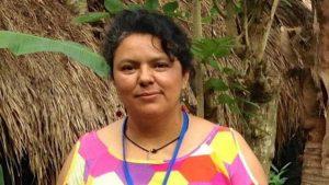 Le monde réclame justice pour l'assassinat de Berta Cáceres