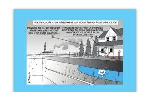Journée mondiale de l'eau. Le parti pris du gouvernement Couillard pour les hydrocarbures met l'eau potable du Québec à risque