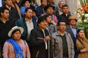 La Bolivie appelle à une Conférence Mondiale des Peuples pour construire une citoyenneté universelle