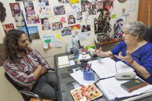"""Hebe de Bonafini: """"Creo en la lealtad y la solidaridad como base de la política"""""""