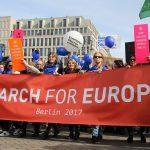 Berlin marschiert für Europa