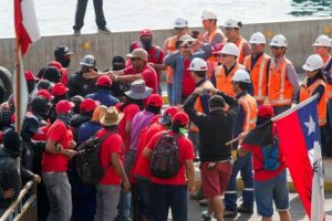 Luego de 43 días culmina huelga en Minera Escondida