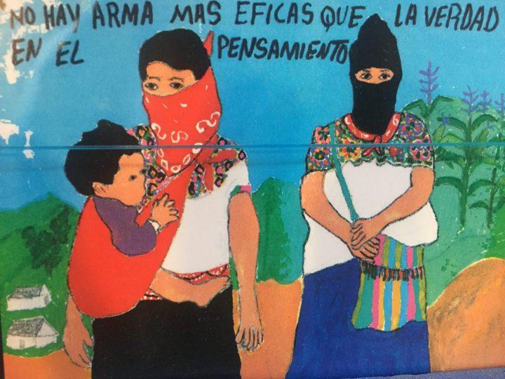 Zapatismo visto desde la Plaza Roja