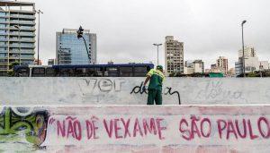 Maíra Pinheiro: detida por pixação