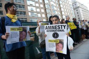 Texas: richiedente asilo salvadoregna, malata di cancro, rilasciata dopo 400 giorni