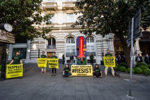 """G7 Energia, Greenpeace incontra il ministro Calenda: """"Serve più ambizione per salvare il Clima"""""""