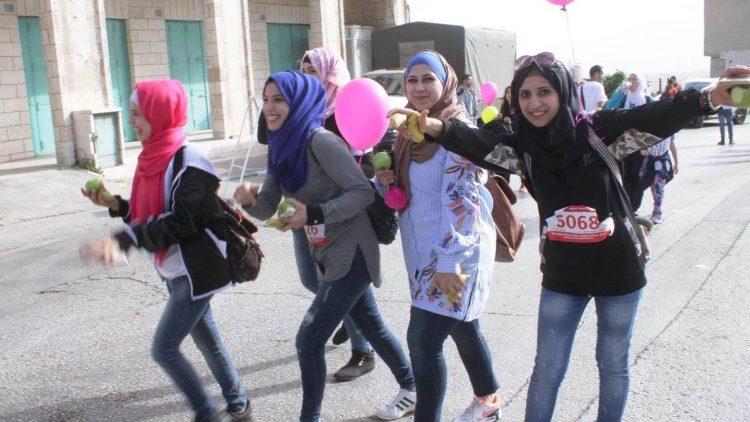 Marathon de Bethléem : plus qu'une course, une marche pour la libre circulation