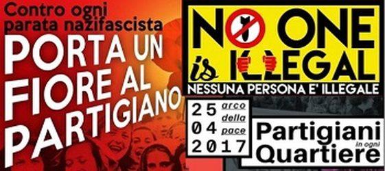 Cosa succede a Milano il 25 aprile – la provocazione nazi, il corteo e Poq