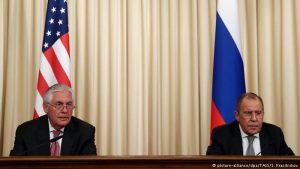 Opinión: Tillerson en Moscú, ninguna novedad