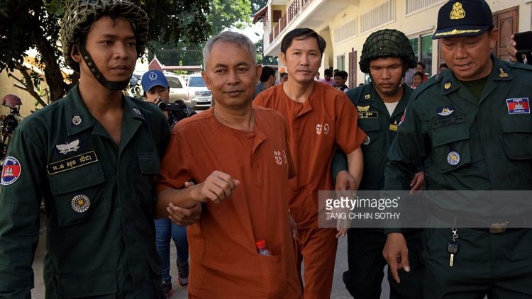 Civil Society under Threat in Cambodia: One Year in Prison