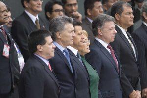 América Latina hacia la integración neoliberal y las relaciones cordiales