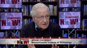 Full Interview: Noam Chomsky on Trump's First 75 Days & Much More