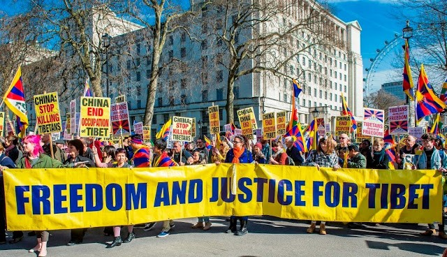 Free Tibet – for the dignity of Tibetan People