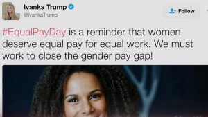 Trump Revoked Equal Pay Law, Only Days Before Equal Pay Day