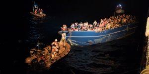 L'UNHCR esorta l'Europa a consentire lo sbarco delle 507 persone soccorse in mare