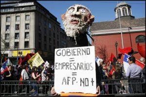 Chile: una vejez miserable