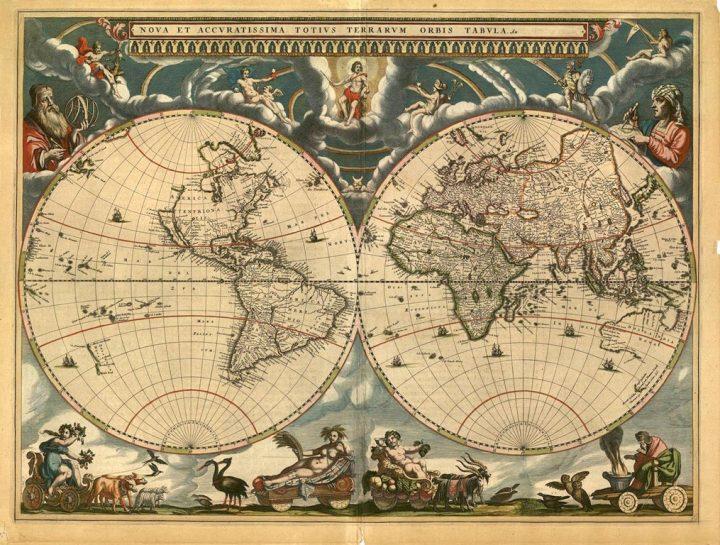 Globalization or Planetization?