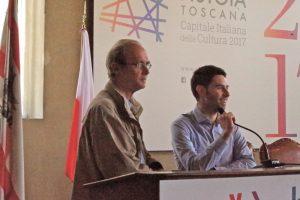 Il CSU Ti con zero vince il premio Zamenhof, Le voci della Pace