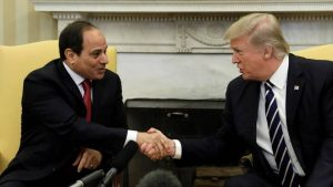 "Trump Praises Egyptian President Al-Sisi: ""We Agree on So Many Things"""