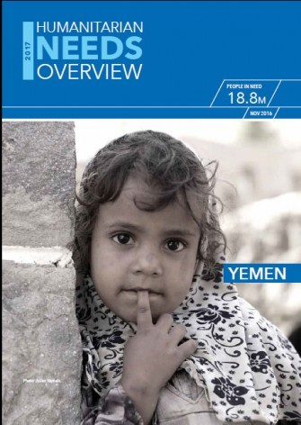 Yemen concentra la mayor crisis humanitaria