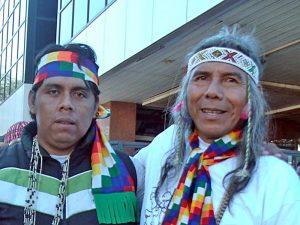 Félix Díaz: «A Insfrán no le interesa favorecer a los indígenas no alineados con el Partido Justicialista»
