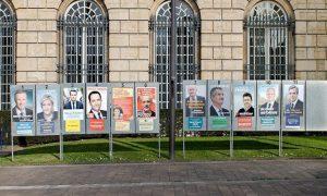 Positions des candidat(e)s à la présidentielle française 2017 sur la dette