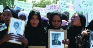Confirmada en apelación la condena del ex dictador de Chad