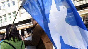 Ostermärsche: Aktionen in 70 Städten geplant