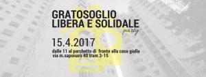 Milano, Gratosoglio libera e solidale_party!